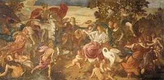 Than Mór: Tündér Ilona találkozása Árgyilus királyfival